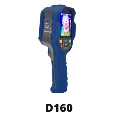 Entry Level Thermal imaging camera for Fever Screening Model D160