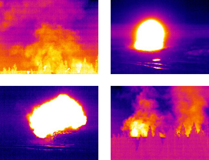 Thermal Imaging and Fire Protection