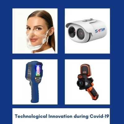 Technological Innovations during Covid-19