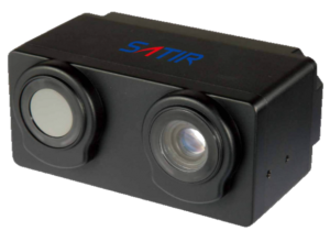 SATIR NV618S Automotive Night Vision Thermal Infrared Camera