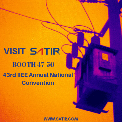 SATIR Europe exhibiting at the 43rd IIEE Annual National Convention