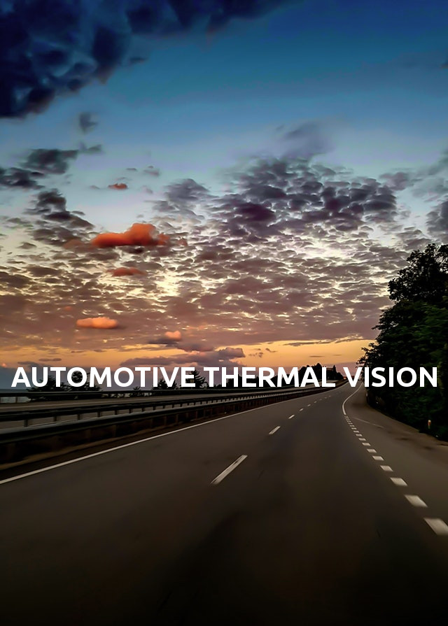 Automotive Thermal Vision | Car Night Vision
