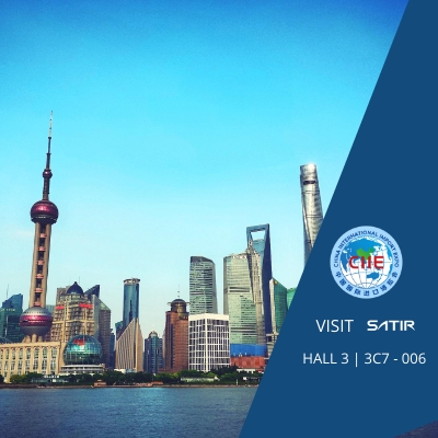 SATIR Exhibiting at CIIE 2019