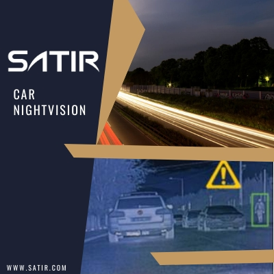 SATIR Thermal Vehicle Night Vision Installation