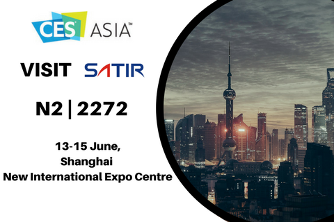 Visit SATIR at CES Asia