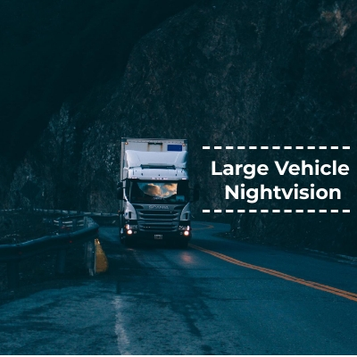 Nightvision Systems for Large Vehicles