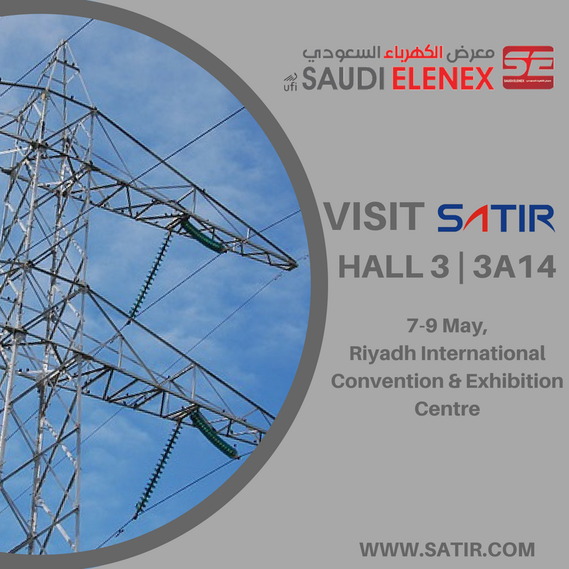 SATIR Europe Exhibiting at Saudi Elenex