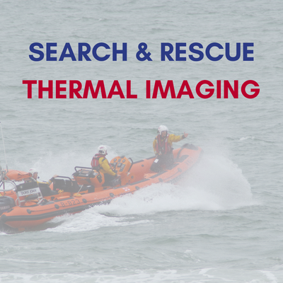 Thermal Imaging Search & Rescue (SAR) Application