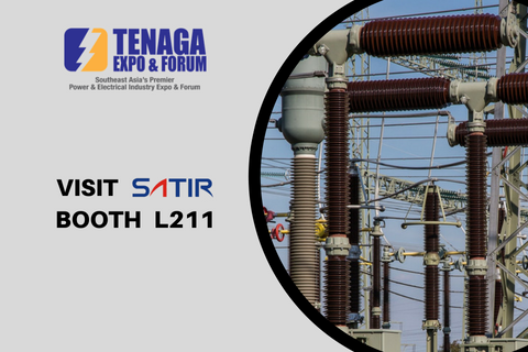 SATIR Exhibiting at Tenaga Expo & Forum